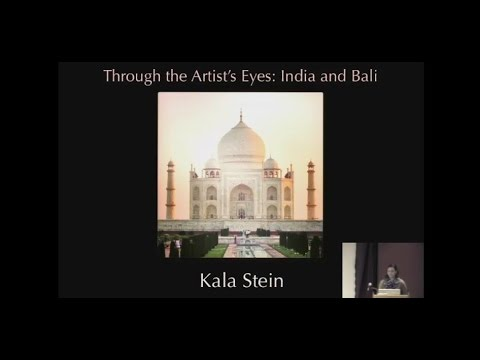 Through the Artist's Eyes: India and Bali