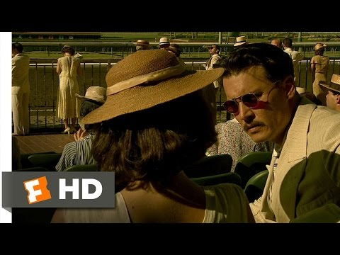 Public Enemies (5/10) Movie CLIP - I Ain't Goin' Nowhere (2009) HD