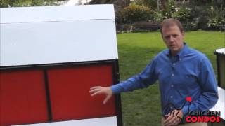Basic Barn Chicken Coop from Chicken Condos