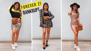 Gambar cover I WENT TO FOREVER 21...to say goodbye