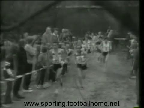 Atletismo :: Sporting em 2º na Taça dos Campeões Europeus de Corta Mato em 1980