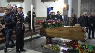 Napoli: l'ultimo saluto a Luigi Necco