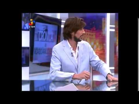 Crónica de Ricardo Araújo com Bruno Nogueira