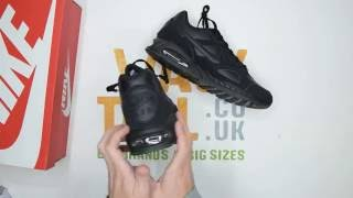 Nike Air Max IVO - Leather / Black Unboxing | Walktall