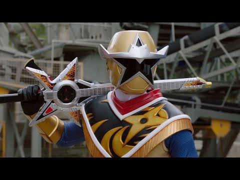 Gold Ranger In Power Rangers Super Ninja Steel | Episodes 1-20 | Superheroes