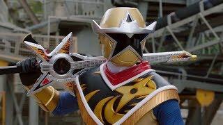 Gold Ranger in Power Rangers Super Ninja Steel | Episodes 1-20 | Superheroes