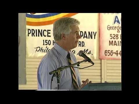 1990 Thad Cochran Neshoba County Fair Speech