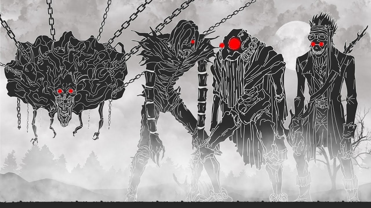 Download Death Note All Known Shinigami