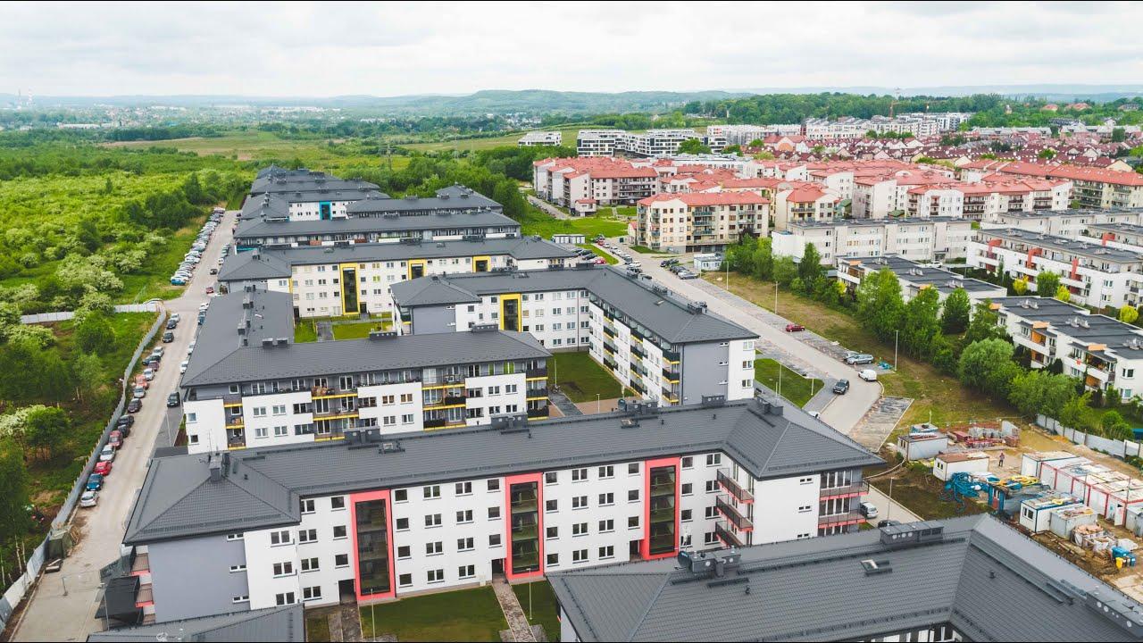 Startuje nabór do 481 mieszkań w Krakowie!