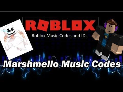 Top Roblox Marshmello Song Id Codes Youtube