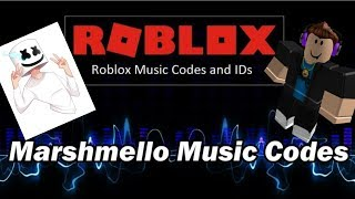 Top Roblox Marshmello Song Id Codes
