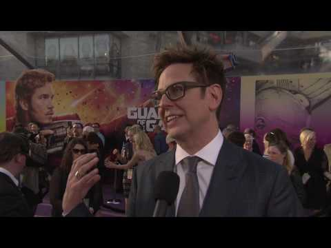 Guardians of the Galaxy Vol. 2: Director James Gunn Red Carpet Movie Premiere Interview