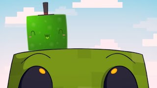 One of Sam Green's most viewed videos: EPIC MINEQUEST 3 | Giant Slime by Sam Green Media