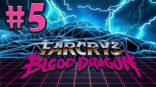 Farcry Blood Dragon[[Gameplay][PC] - Capitulo 5:  Campero de misiles