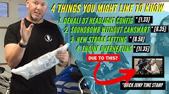 4 THINGS YOU MAY FIND INTERESTING / DENALI / BMW R1250GS / BMW R1200GS ADV