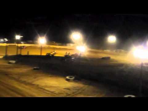 Western Kentucky Speedway DirtCar Modified Racing 7-21-12