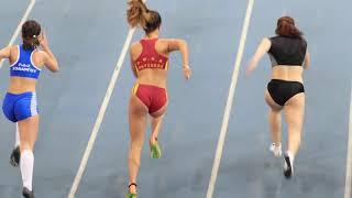 Greek Indoor Female 60m Teaser