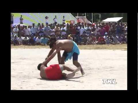 kiribati wrestling2010.wmv