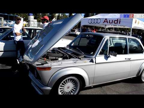 BMW DAY at SUPERCAR SUNDAY (E21 323i E10 2002 ALPINA Wheels)