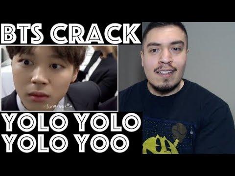 BTS CRACK - Yolo Yolo Yolo Yooo REACTION
