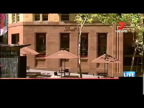 Seven News - Sydney Siege Coverage on The Morning Show then handover to Melbourne (15/12/2014)