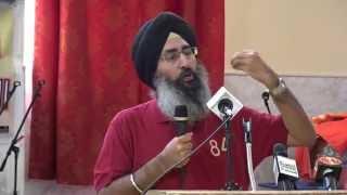Bhai Harinder Singh Texas (Sikhri) - Leadership