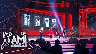 kotak ita purnamasari cakra khan bintang kehidupan medley song ami awards 2018