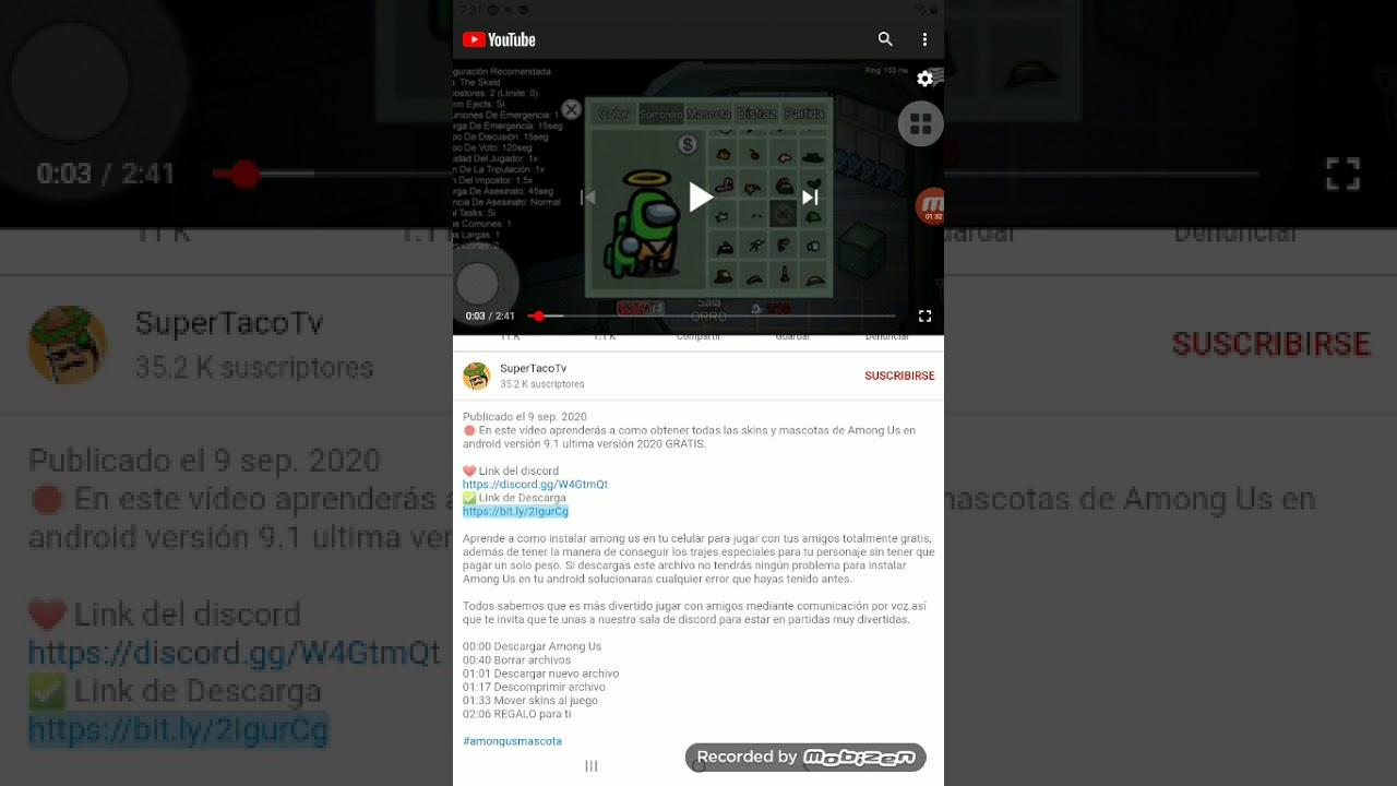 Ropa Gratis En Among Us Youtube