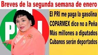 Carmen Salinas se va del CONGRESO con muchos MILLONES