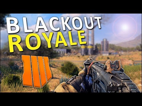 FIRST IMPRESSIONS of the BLACKOUT BETA! - Call of Duty: Black Ops 4 Blackout Gameplay