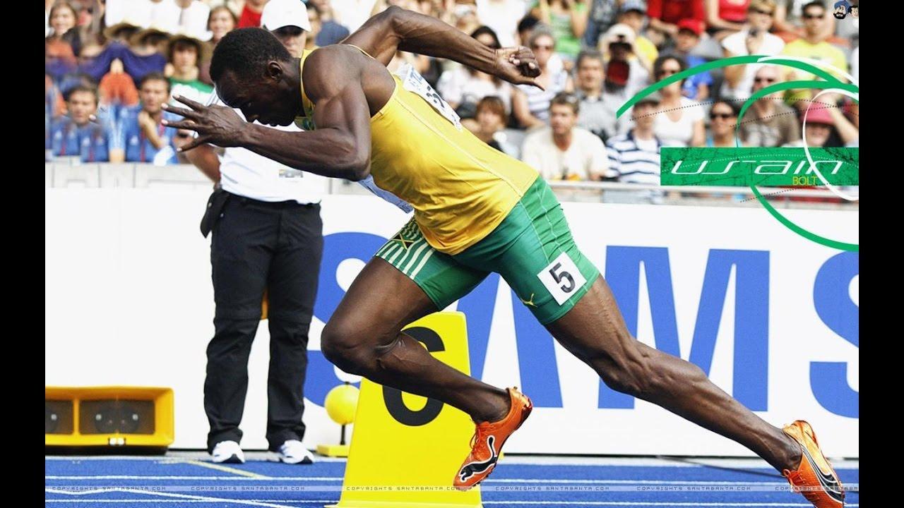 Correr Como Usain Bolt    Como Ser M U00e1s R U00e1pido