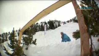 Toutleski.tv - Video Oxbow Back To Powder 5 - Ski freeride - Areches Beaufort