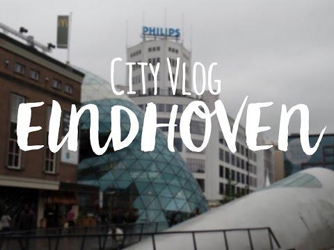 WET FEET, ICE COFFEE & FEDORA'S - City Vlog Eindhoven