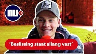 Mathieu van der Poel wil wereldkampioen op de weg worden