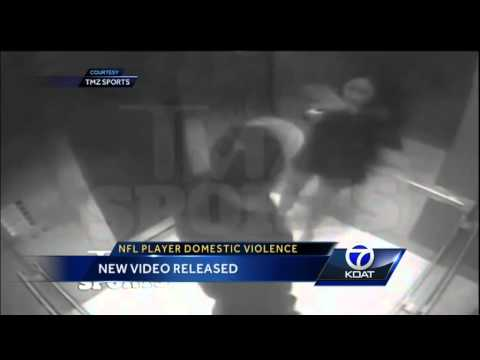 Domestic violence: New video of NFL player released