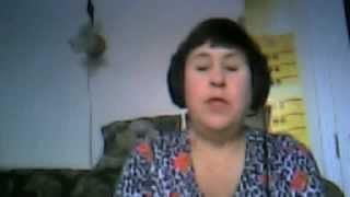 Золотой ресурс таланта. Натальи Гончаровой(Видео с веб-камеры. Дата: 3 марта 2013 г., 2013-03-03T14:17:38.000Z)