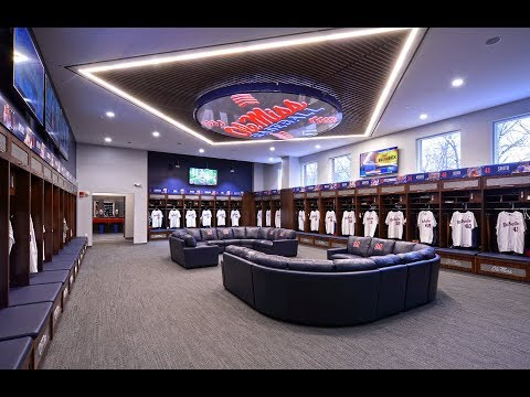 Inside Look - Ole Miss Baseball Performance Center