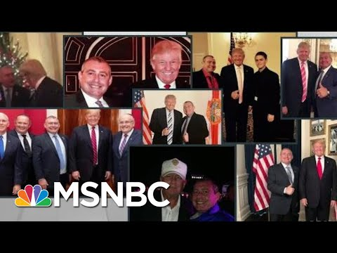 New Document Release Exposes Trump Connections To Parnas, Fruman | Rachel Maddow | MSNBC
