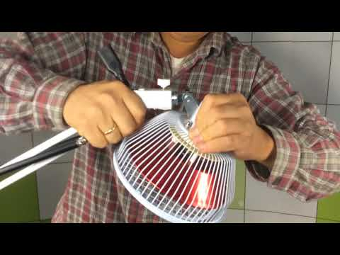 Open Box for TDP Lamp|How to Assemble a TDP Lamp|Chinese Heating Lamp|Far Infrared Lamp