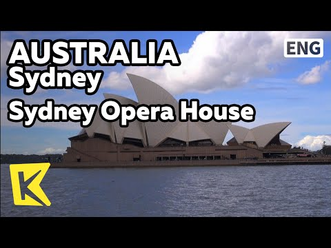 【K】Australia Travel-Sydney[호주 여행-시드니]시드니의 명물, 오페라 하우스/Sydney/Sydney Opera House/Orange Peel