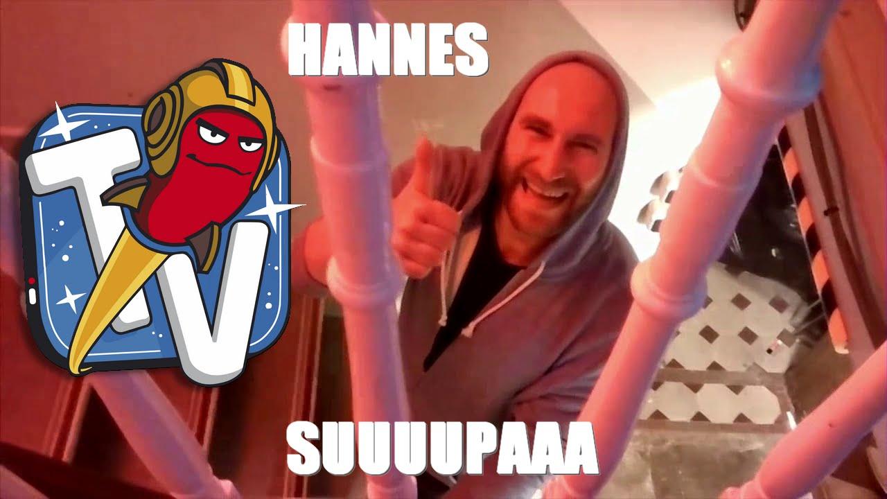 Hannes Rocketbeans