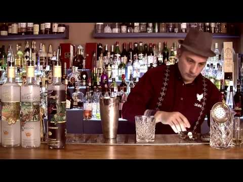 MY COCKTAIL TIPS by VODKA VAN GOGH - AMAZON FOREST