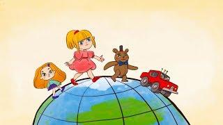 Оливия - Путешествуй вместе с Оливией - песня для детей (Official Video)