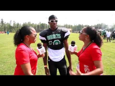 TwinSportsTV: Interview with Xavier Carter of the Hapeville Hornets