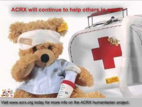 Medicine Help Donated To First Christian Pentecostal Academy By Charles Myrick of ACRX