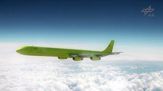 Führung von unbemannten Frachtflugzeugen