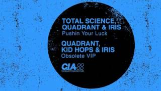 Total Science, Quadrant & Iris - Pushin Your Luck