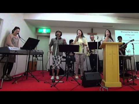 There is gonna be a revival in the land-For The Lord is my power