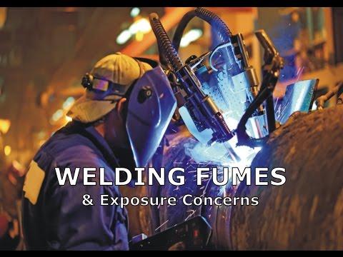 Welding Fumes & Exposure Concerns
