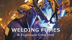 Welding Fumes & Exposure Concerns